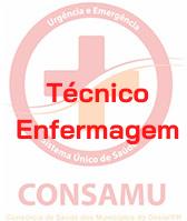 CONSAMU / Técnico em Enfermagem