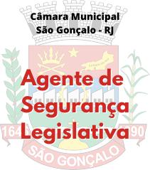 Câmara São Gonçalo - RJ / Agente Segurança Legislativa