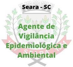 Seara - SC / Agente de Vigilância Epidemiológica e Ambiental