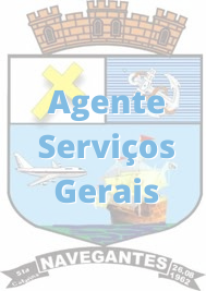Navegantes - SC / Agente de Serviços Gerais