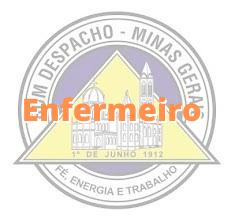 Bom Despacho - MG / Enfermeiro