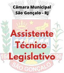 Câmara São Gonçalo - RJ / Assistente Técnico Legislativo