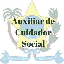 São Gabriel da Palha - ES / Auxiliar de Cuidador Social