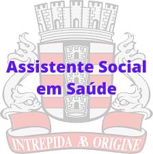 João Pessoa - PB / Assistente Social em Saúde