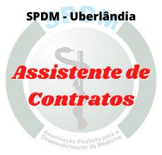 SPDM - Uberlândia / Assistente de Contratos