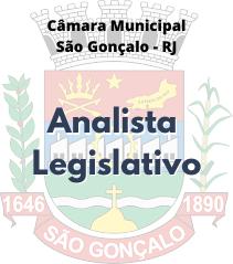 Câmara São Gonçalo - RJ / Analista Legislativo