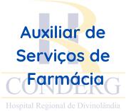 CONDERG / Auxiliar de Serviços de Farmácia