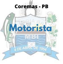 Coremas - PB / Motorista