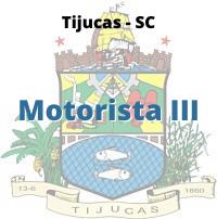 Tijucas - SC / Motorista III