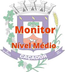 Caçador - SC / Monitor (Médio)