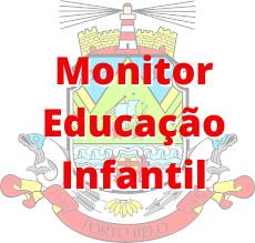 Porto Belo - SC / Monitor de Educação Infantil