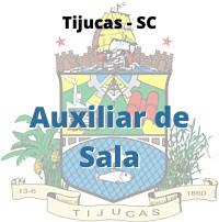 Tijucas - SC / Auxiliar de Sala
