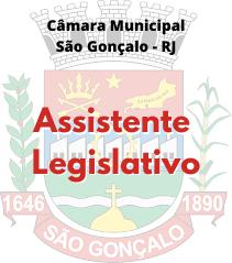Câmara São Gonçalo - RJ / Assistente Legislativo