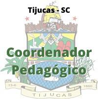 Tijucas - SC / Coordenador Pedagógico