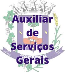 Caçador - SC / Auxiliar de Serviços Gerais