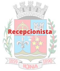 Iúna - ES / Recepcionista - PAIF