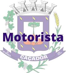 Caçador - SC / Motorista