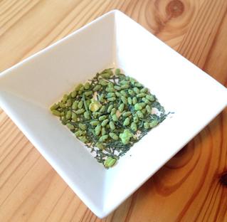 玄米茶について