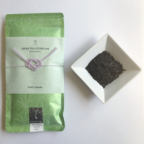 YAME HOUJICHA (Roasted Green Tea)