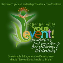 Regenerate Your Evemts