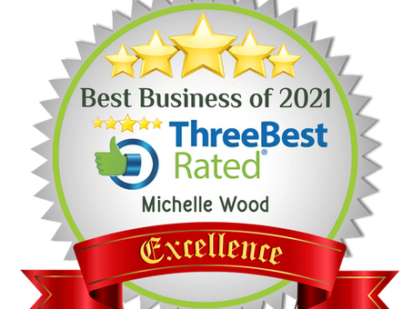 Three Best Rated Names Michelle Wood Again.
