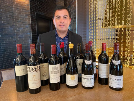 Meat Market Tampa launches its exclusive 100-Points Wine Selection