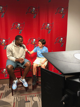 Interview with Lavonte David