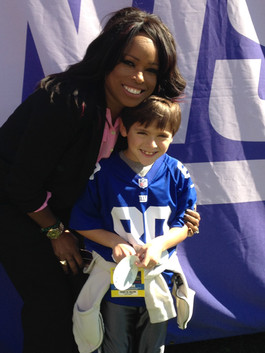 Zack and Pam Oliver