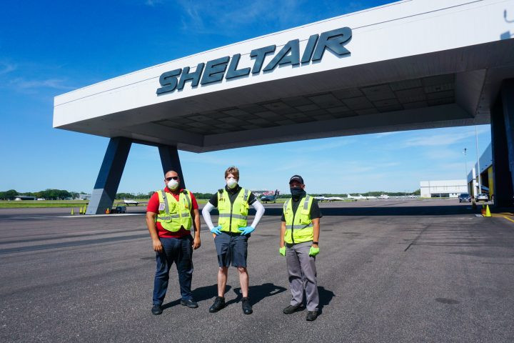 Busy Skies: Sheltair sees private aviation taking off again