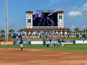 Giving Back with Zack: Spring Training with the Detroit Tigers