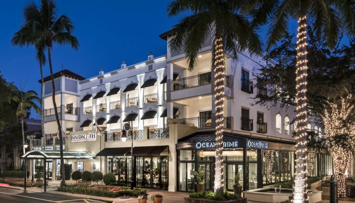 The Inn on 5th in downtown Naples: Reserve now for holiday deals