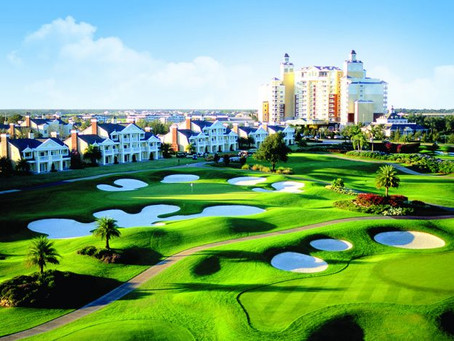 Play, stay, even study: A family golf-cation at Reunion Resort