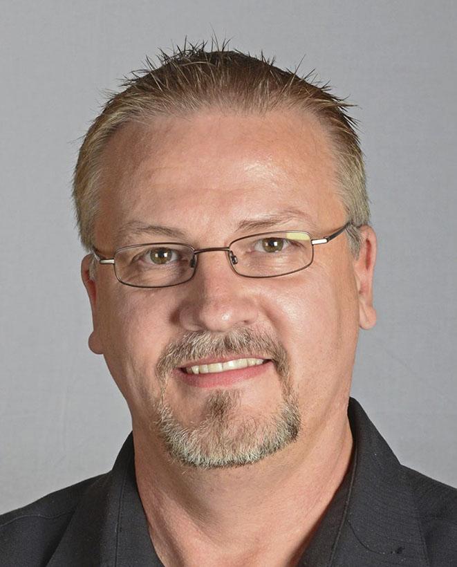 Bruce Bicknell Creative Director