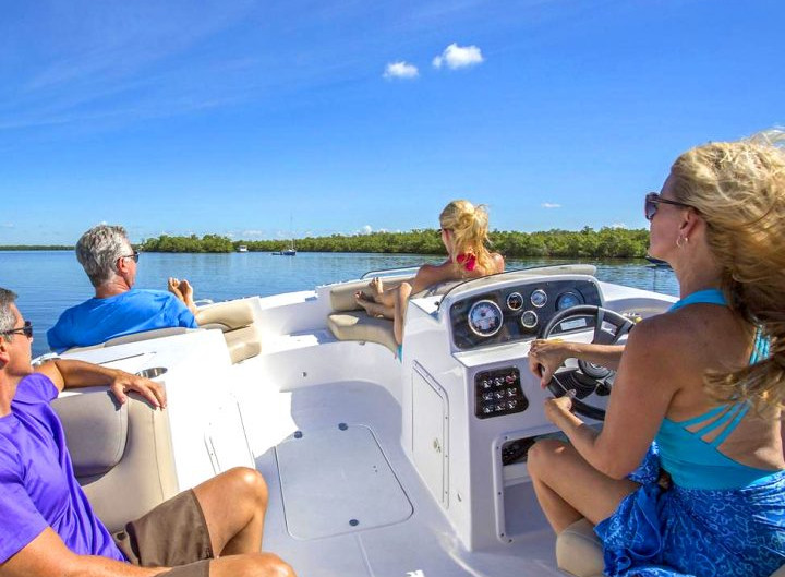 Hassle-free boating with Freedom Boat Club