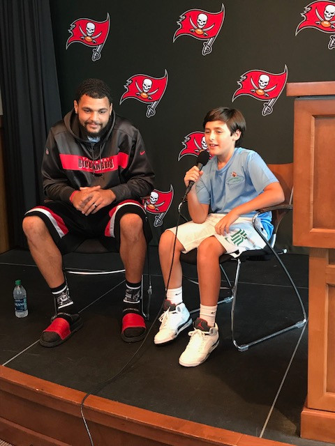 Mike Evans and Zack