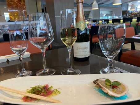 Perfect combinations: Wine and food pairing events at Sea Salt