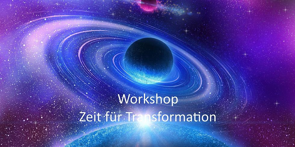 Workshop - Zeit für Transformation