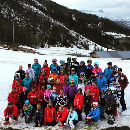 Attacking Vikings Challenge samling i Narvik