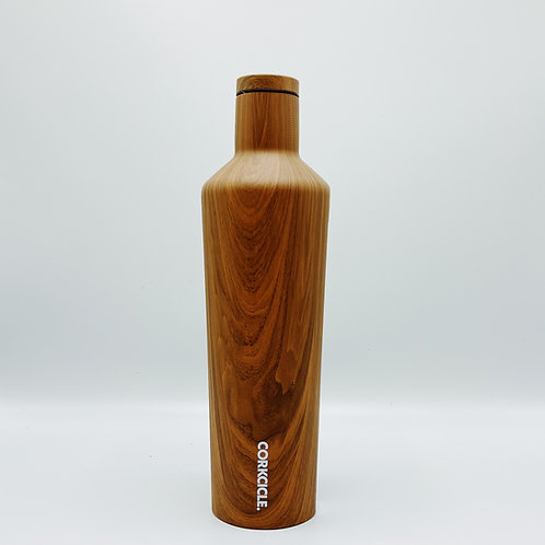 Corkcicle Walnut Canteen (25 oz)