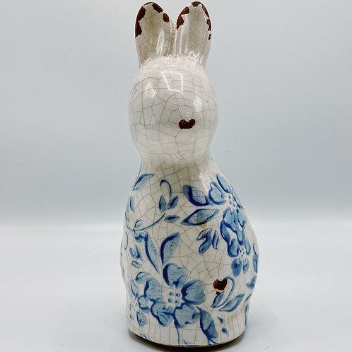 Terracotta Standing Bunny