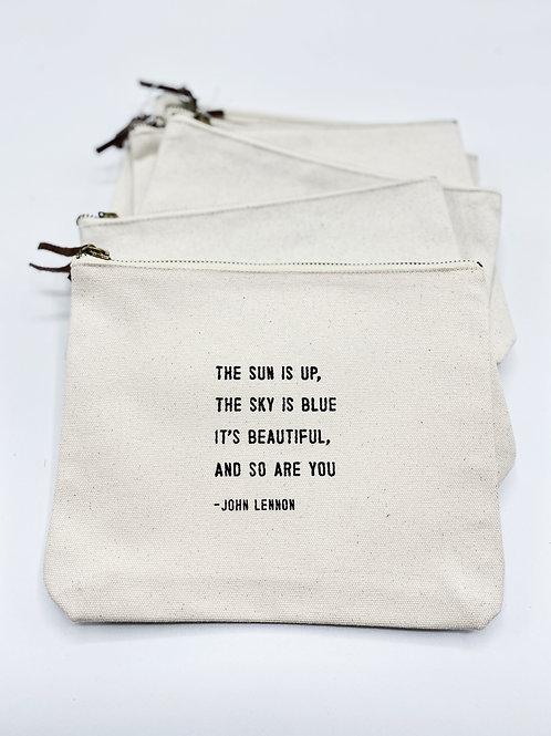 Canvas Bag John Lennon