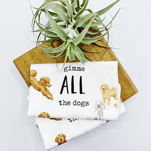 All Dog Towel