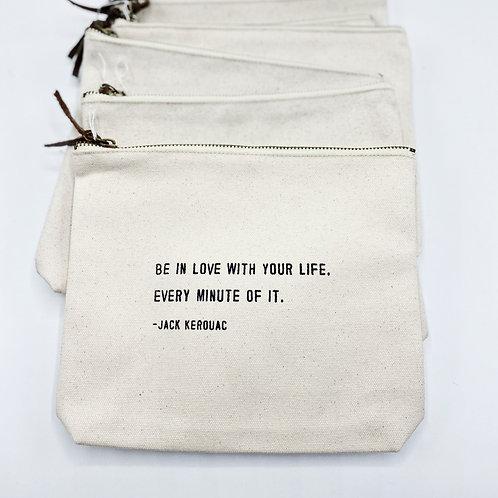 Canvas Bag Jack Kerouac