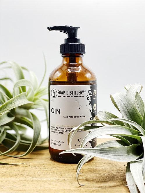 Gin Hand & Body Soap