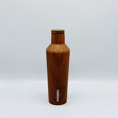 Corkcicle Walnut Canteen (16 oz)