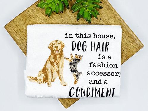 Dog Hair Towel