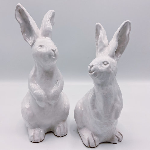 Decorative Ceramic Rabbit