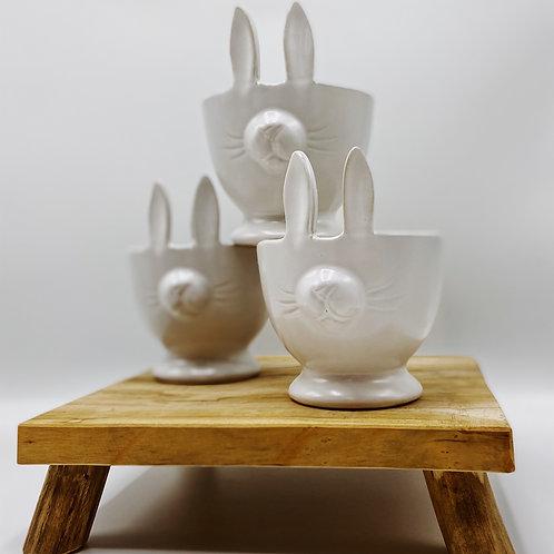 Bunny Ears Pot