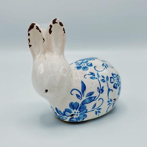 Terracotta Sitting Bunny