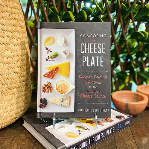 Composing the Cheese Plate